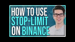 Binance  Stop Limit Orders Explained, Stop Limit vs  Stop Loss difference