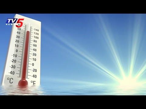 High Temperatures In Karimnagar   TV5 News