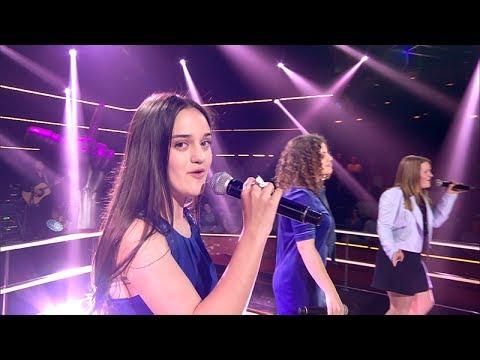 Pauline, Sofia & Merlijn - 'Catch & Release' | Battles | The Voice Kids | VTM