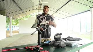 Hustlers Paintball- A brief introduction to paintball equipment
