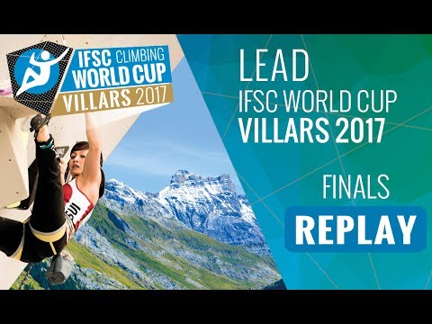 IFSC Climbing World Cup Villars 2017 - Lead - Finals - Men/Women