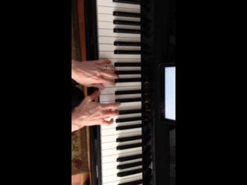 Piano Lesson Sister Christian