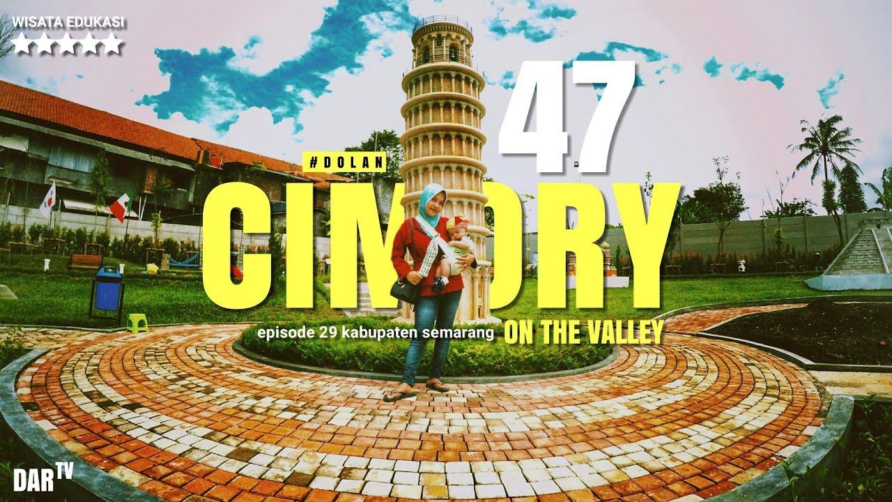 Wow Edukatif Cimory On The Valley Punya 2 Tempat Wisata Keren Wisata Semarang Jawa Tengah