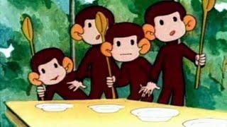 Осторожно, обезьянки! - Сборник увлекательных серий