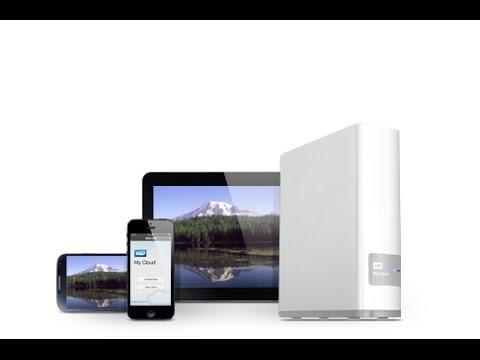 Обзор WD My Cloud 2ТВ - сетевое хранилище для дома