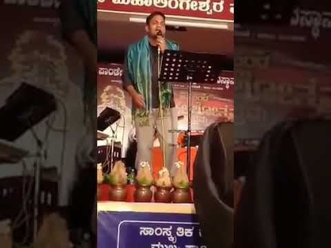 IPS Officer Shashikumar sings | ಖಾಕಿ ಗಾಯನ: ಮಂಗಳೂರು ಪೊಲೀಸ್ ಆಯುಕ್ತರಿಂದ ಗಾನಸುಧೆ