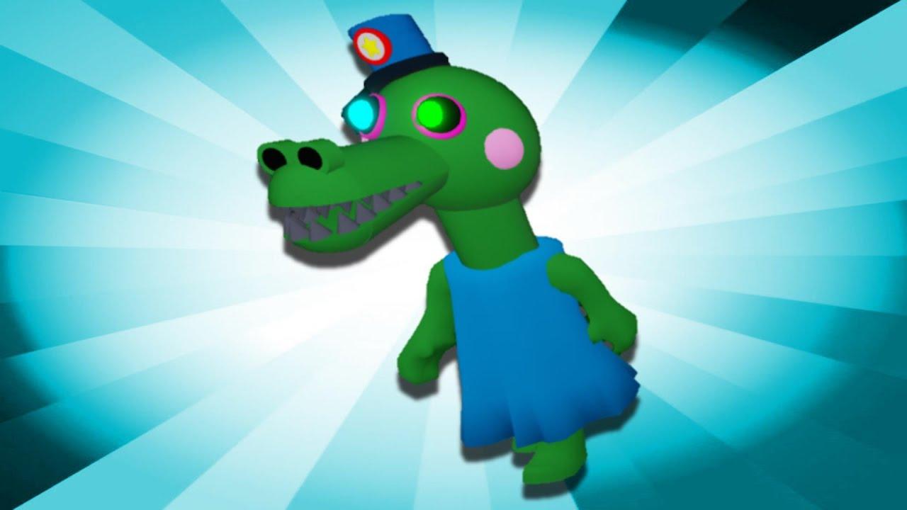 Mrs Crocodile Showcase Movement Kill Animation Piggy Custom