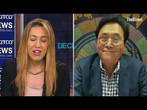 Dollar Will Be Replaced By Gold And Bitcoin By 2040 – Robert Kiyosaki Part 2