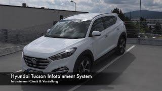 Infotainment Check Hyundai Tucson