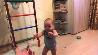 Ребёнок в 9 месяцев