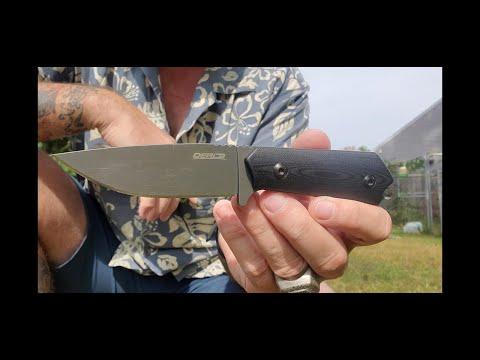 OerLa  OLF-1008 knife review