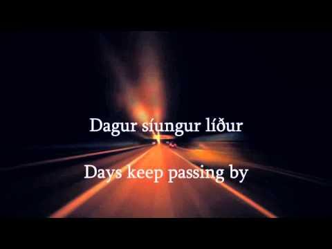 Sígur Rós - Við Spilum Endalaust; Icelandic Lyrics and Translation