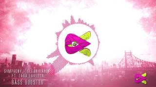 Clean Bandit - Symphony feat. Zara Larsson (BASS BOOST)