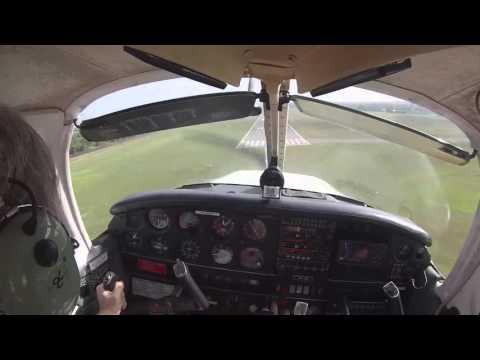 Piper 9M FRM PA-28 from Senai to Malacca, Malaysia