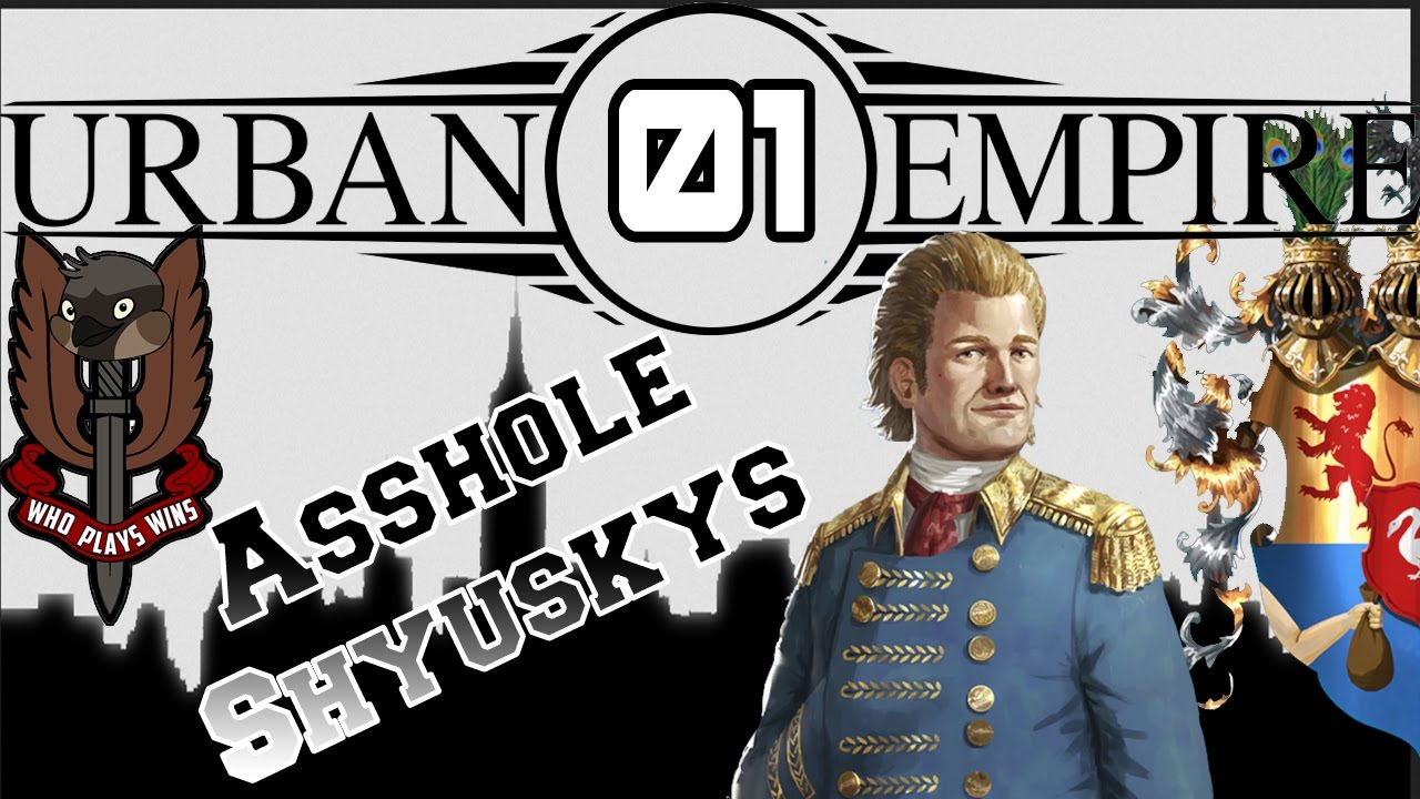 Ass hole empires