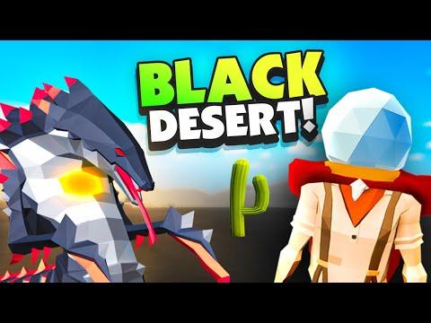 *NEW* Dark Demon BADLANDS Desert! - Desert Skies Biome Update
