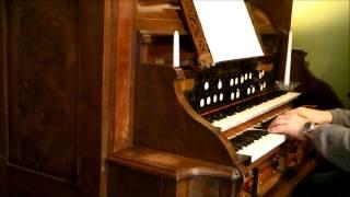Mendelssohn Notturno; Mason & Hamlin Liszt Reed Organ