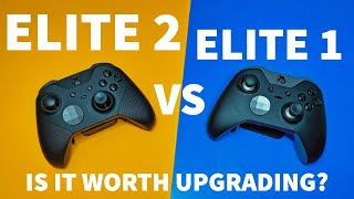 Xbox Elite Controller 2 vs 1: Is Series 2 Worth the Upgrade?