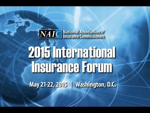 2015 NAIC IIF: Hufeld Keynote and CEO Perspectives Panel