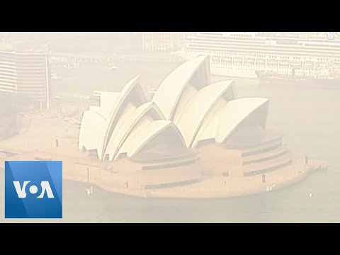 Sydney Covered In Hazardous Smoke From Wildfires