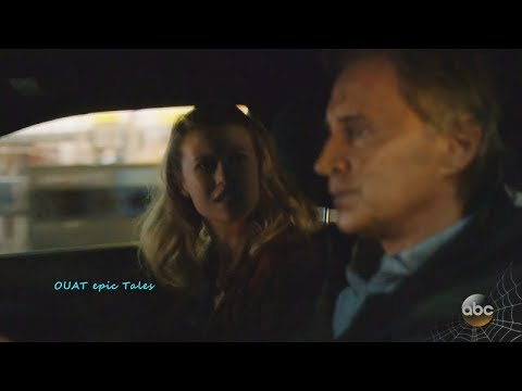 Once Upon A Time 7x04 Weaver or Rumple Tricks Alice into Taking her Pills Season 7 Episode 4