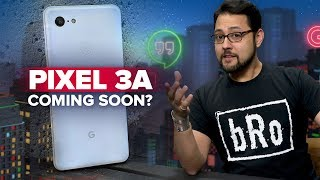 Pixel 3a might launch on May 7 (Alphabet City)