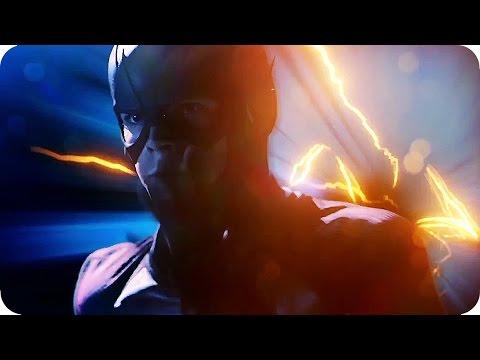 THE FLASH Season 3 Comic Con TRAILER Flashpoint (2016) CW Series