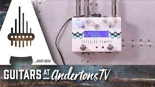 Amazing Ambient Tones - GFI System Specular Tempus Reverb & Delay Pedal