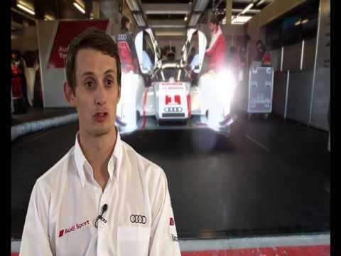 Interview: Audi Sport Driver Oliver Jarvis at Spa