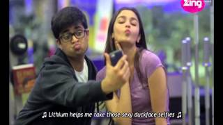 Alia Bhatt's latest funny video