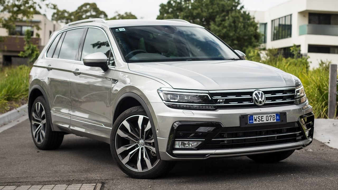 2019 volkswagen tiguan 162tsi r line exterior and interior youtube. Black Bedroom Furniture Sets. Home Design Ideas