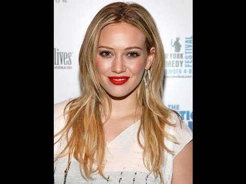hilary duff makeup tutorial - photo #31