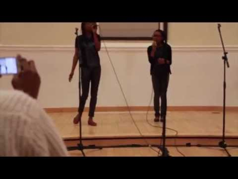 What Can I Do by Tye Tribbett COVER Oladipo Sisters