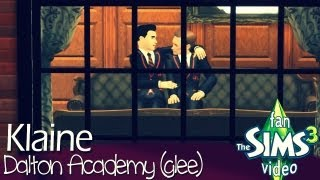 Glee Klaine - Fanvideo: Dalton Academy Warbler // The Sims 3