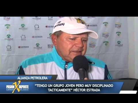 Héctor Estrada Equidad 0 Alianza Petrolera 1