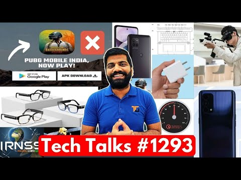 Tech Talks #1293 – PUBG Mobile India Delay, Online Gaming Ban, Stylo 7, Rollable Laptop, Oppo Reno 5