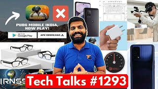 Tech Talks #1293 - PUBG Mobile India Delay, Online Gaming Ban, Stylo 7, Rollable Laptop, Oppo Reno 5