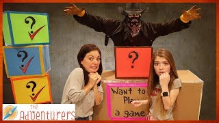VILLAINS 5 - The Bandits Broke Into OUR HOUSE! / That YouTub3 Family I The Adventurers