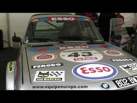 Le Mans Classic 2012 - Saturday Paddock Grid 6