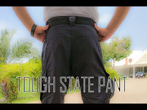 Tough State Pant | Action Review | Alpinebear®