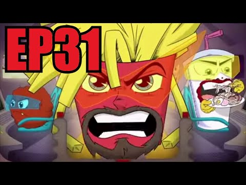 The Powerful Nerdcast Episode 31  Carey Means Frylock  & Video Game Addiction!