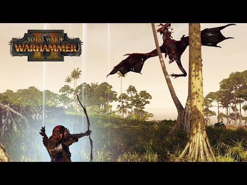 SHADOW-KING vs WITCH-KING - High Elves vs Dark Elves // Total War: Warhammer II Online Battle
