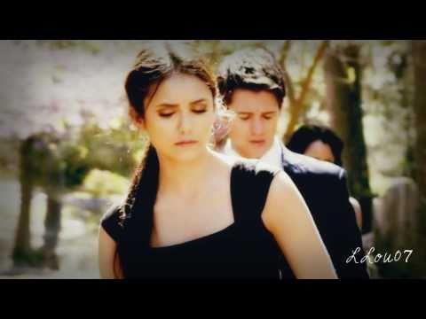 damonelenastefanTVDRemembering Jenna; 2x21