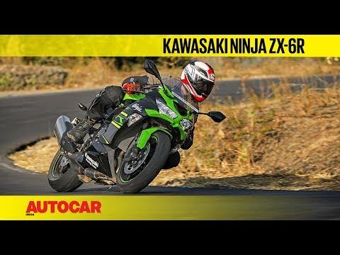 Kawasaki Ninja ZX-6R   First Ride Review   Autocar India