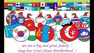 ALTAIC LANGUAGES ALTAIC BROTHERS TURANISM