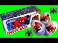 Kinder Niespodzianka Człowiek-Pająk (SPIDER MAN MARVEL) HD