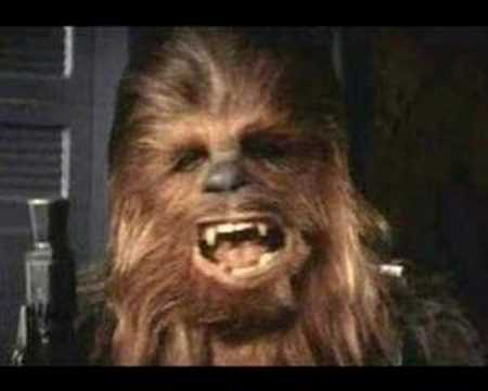 Chewbacca Music Video (Clerks)
