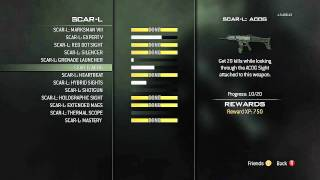 MW3 - How To Level Up Fast + How To Get Gold Guns (Modern Warfare 3)