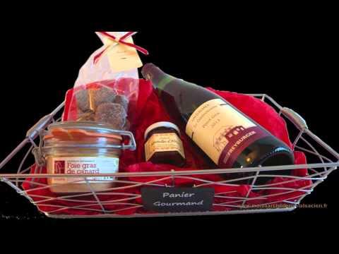Beliebt panier gourmand, panier garnis, idée cadeau pour noël www  YP71