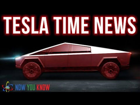 Tesla Time News - Changes Coming to Cybertruck?